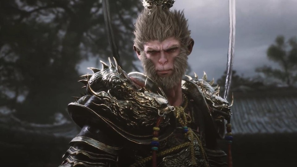 Black Myth reveal trailer shows some snappy hack and slash combat in ancient China