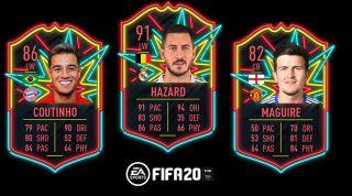 FIFA 20 FUT ones to watch otw