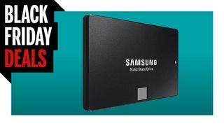 Samsung 860 Evo SSD deal header