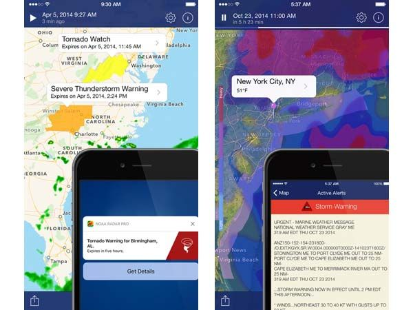 Best Weather Apps of 2019 - Forecast and Radar Apps for Android, iOS on waco weather map, weather for south texas counties map, nebraska weather map,
