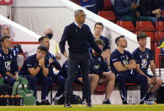 Nottingham Forest v Middlesbrough – Sky Bet Championship – City Ground