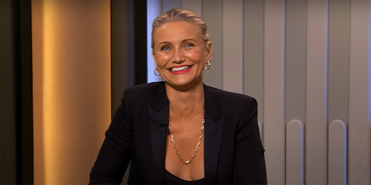 Cameron Diaz Explains Why She Doesn't 'Have What It Takes' To Star In Movies Anymore - CinemaBlend