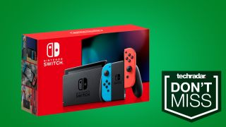 Sorry Walmart Our Favorite Nintendo Switch Cyber Monday Deal Is At Best Buy Techradar