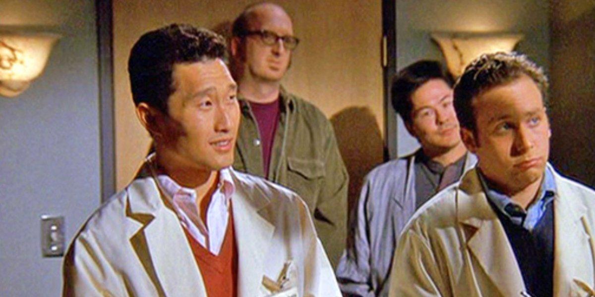 Daniel Dae Kim on Seinfeld