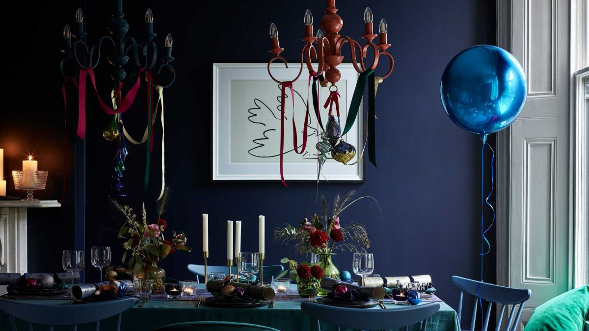 Christmas craft ideas and seasonal styling tips for festive fun with finesse