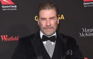 Wow! See John Travolta as you've never seen him before