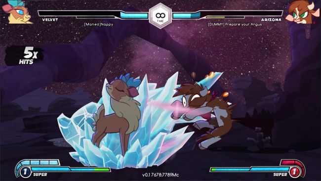 Years later, My Little Pony-inspired fighting game Them's Fightin' Herds gets a release date