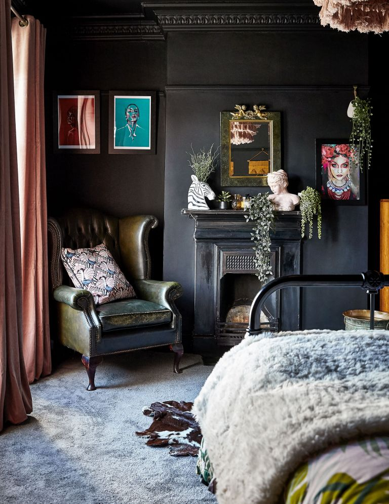20 dark interior design ideas to embrace this winter