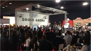 Stampede to Bring Larger Drone Pavilion to ISE 2018