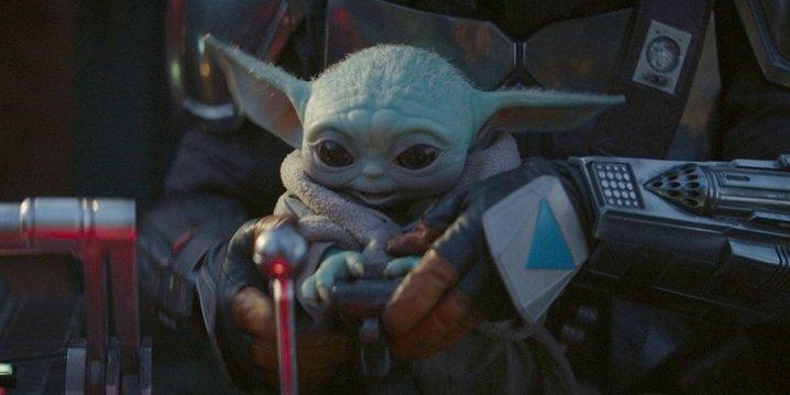 baby yoda the mandalorian disney+ star wars