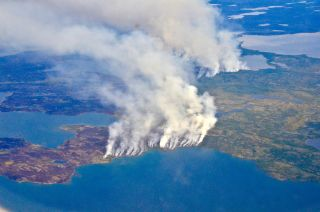NASA's Investigating the Impact of Arctic Wildfires on Earth. Here's Why