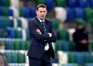 Northern Ireland v Austria – UEFA Nations League – Group 1 – League B – Windsor Park