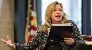 NASA Chief Scientist Ellen Stofan