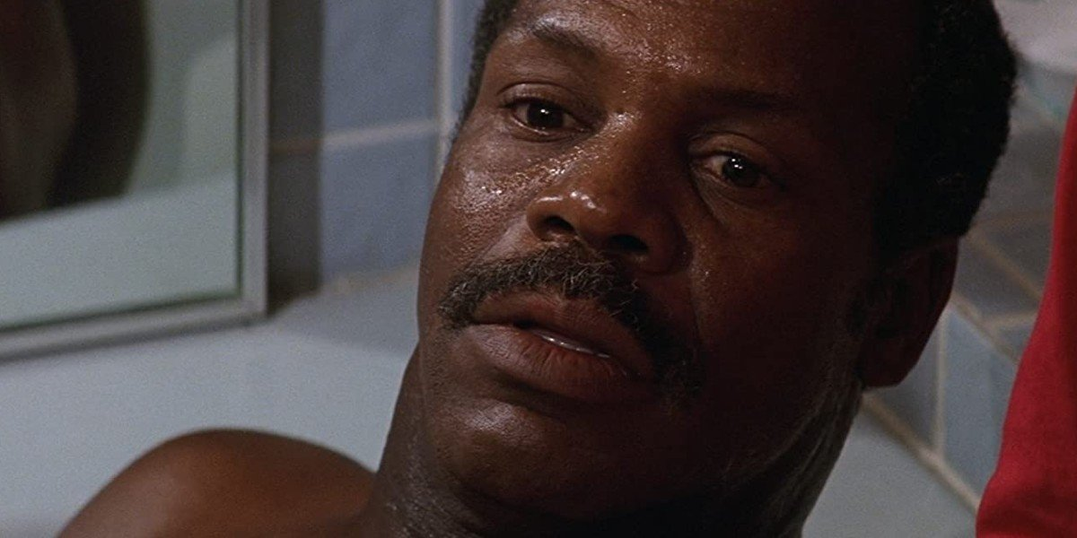 Danny Glover in Lethal Weapon 3