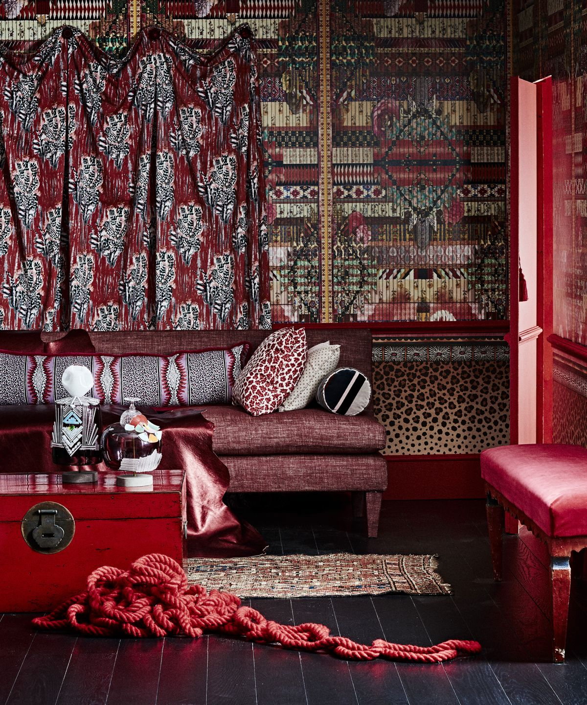 Wallpaper Trends 2021 The Key Looks To Update Your Walls Homes Gardens