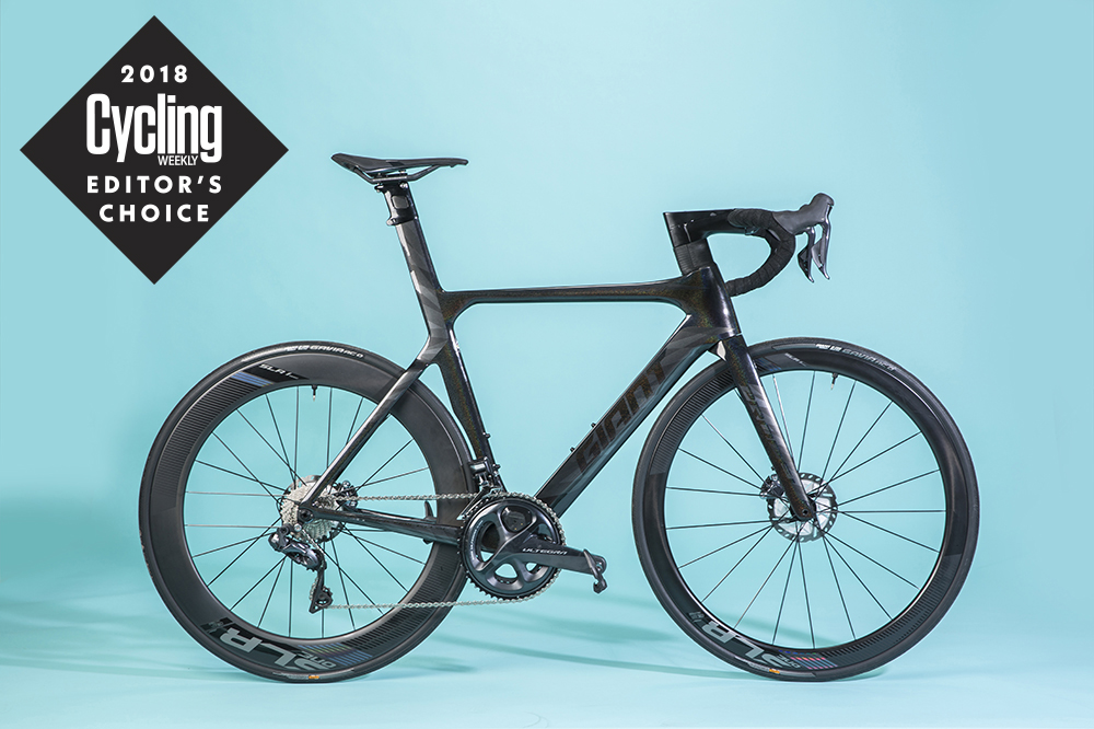 7103e9cefff Giant Propel Advanced SL 1 disc review - Cycling Weekly