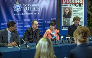 Emmerdale spoilers! Dan and Kerry Spencer make a televised appeal for information on missing daughter Amelia