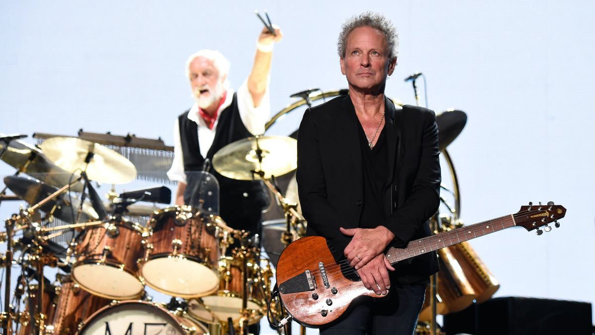 Fleetwood Mac confirm there's no chance of a Lindsey Buckingham reunion