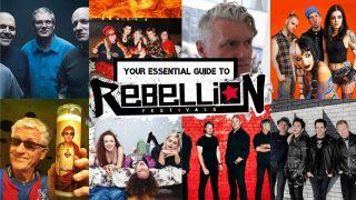 Rebellion festival 2019 line-up