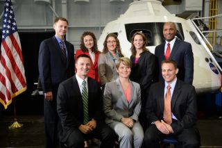 NASA's Newest Members of the 2013 Astronaut Class