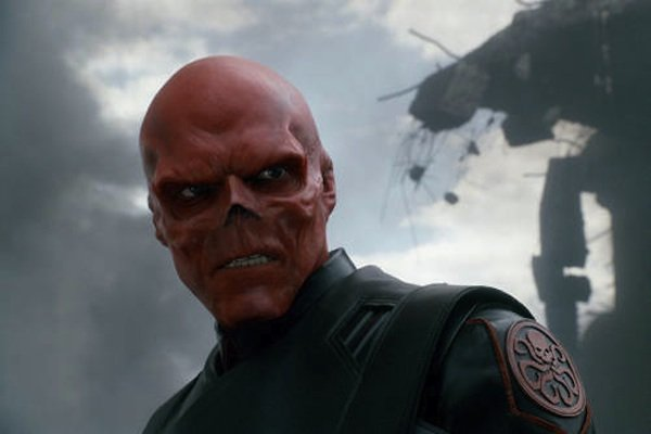 A Revived Red Skull