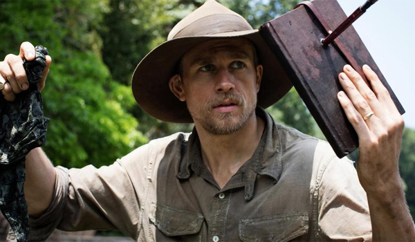 The Lost City Of Z Charlie Hunnam