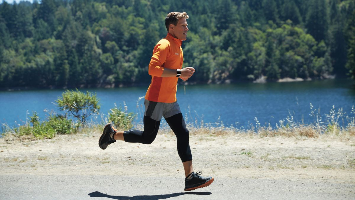 Men's Running Apparel for Racing and Training