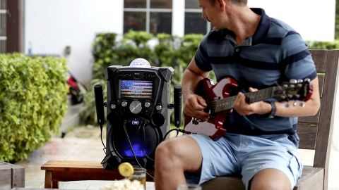 Singing Machine Fiesta Plus review