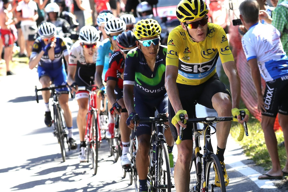 Thumbnail Credit (cyclingweekly.co.uk): 'When you've got the big leader and a strong team then things normally fall into place' says former Tour de France rider and Tinkoff sports director Sean Yates