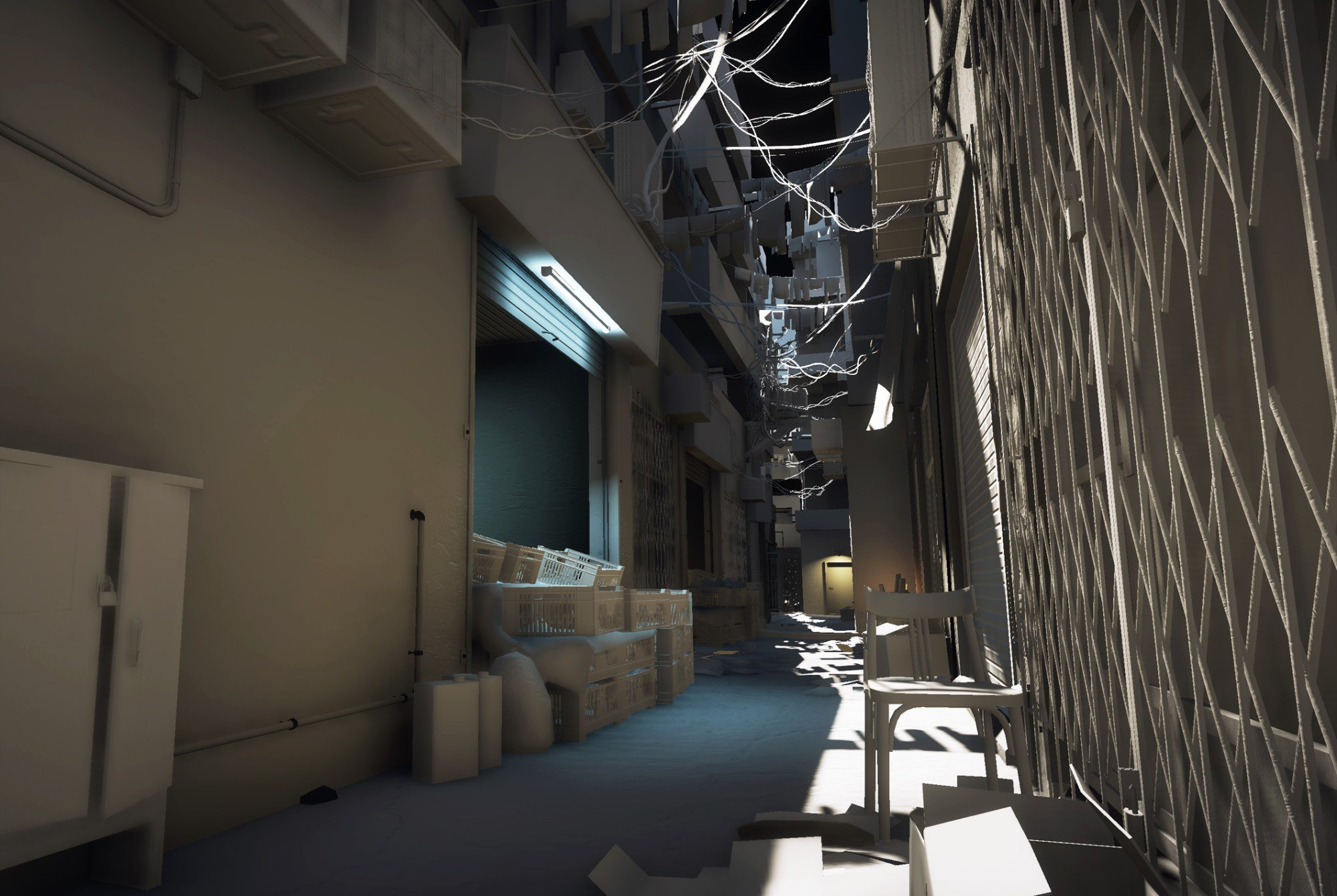 Battlefield 3 HD Concept Art And In-Game Screenshots Released #16610
