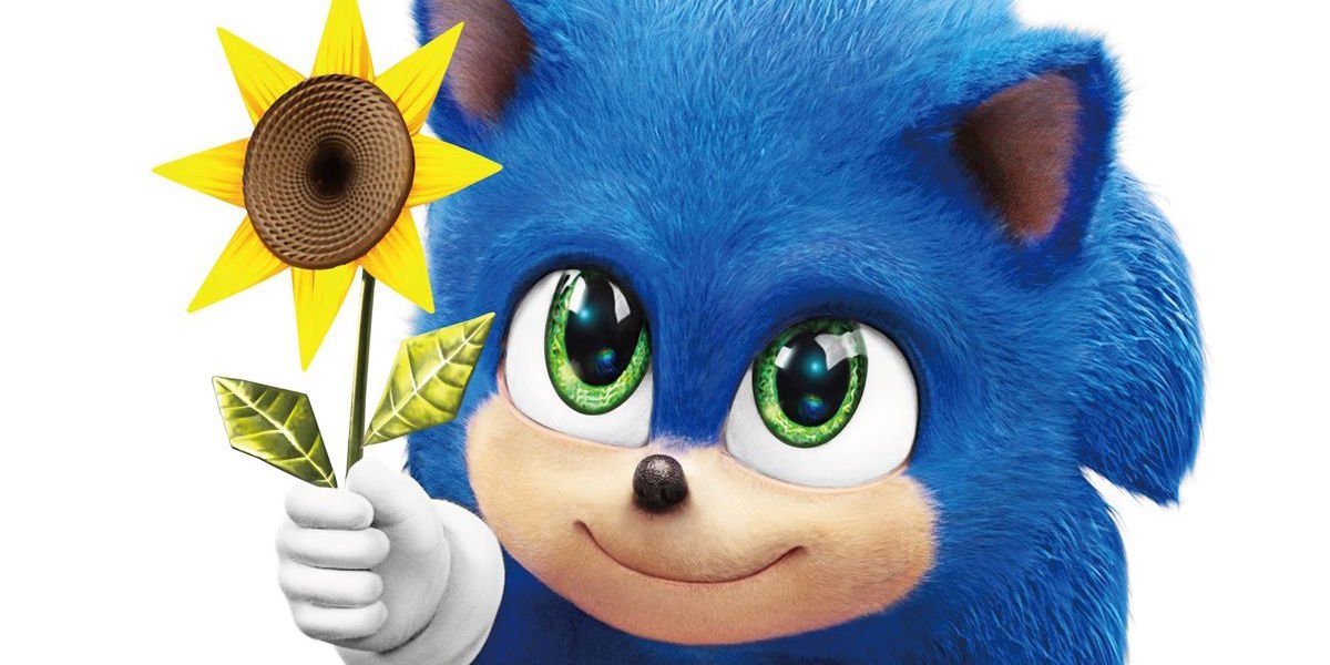 Baby Sonic from Sonic the Hedgehog