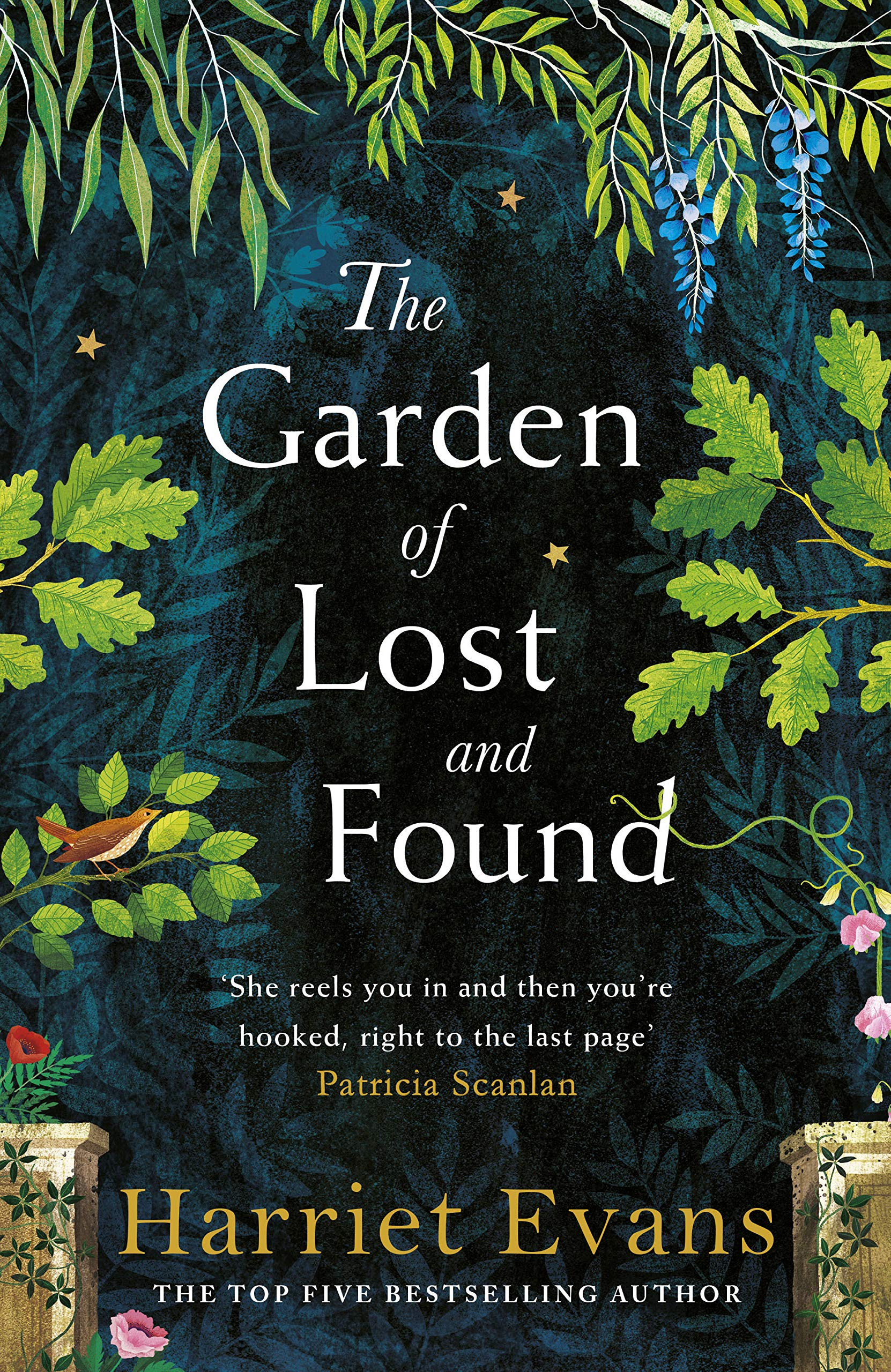The Garden of Lost and Found, Harriet Evans