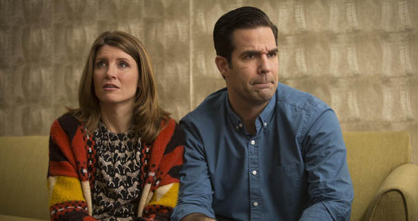 Channel 4 orders a second series of 'comedy gem' Catastrophe