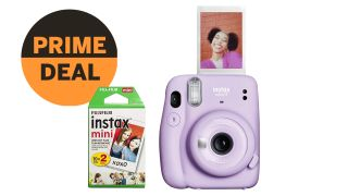 Save 20% on Instax Mini 11 and film in this Prime Day deal