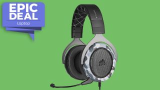 Score Corsair's HS60 Haptic USB gaming headset for just under $100