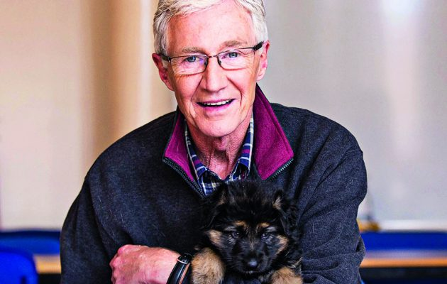 Paul O Grady Battersea Dogs Home