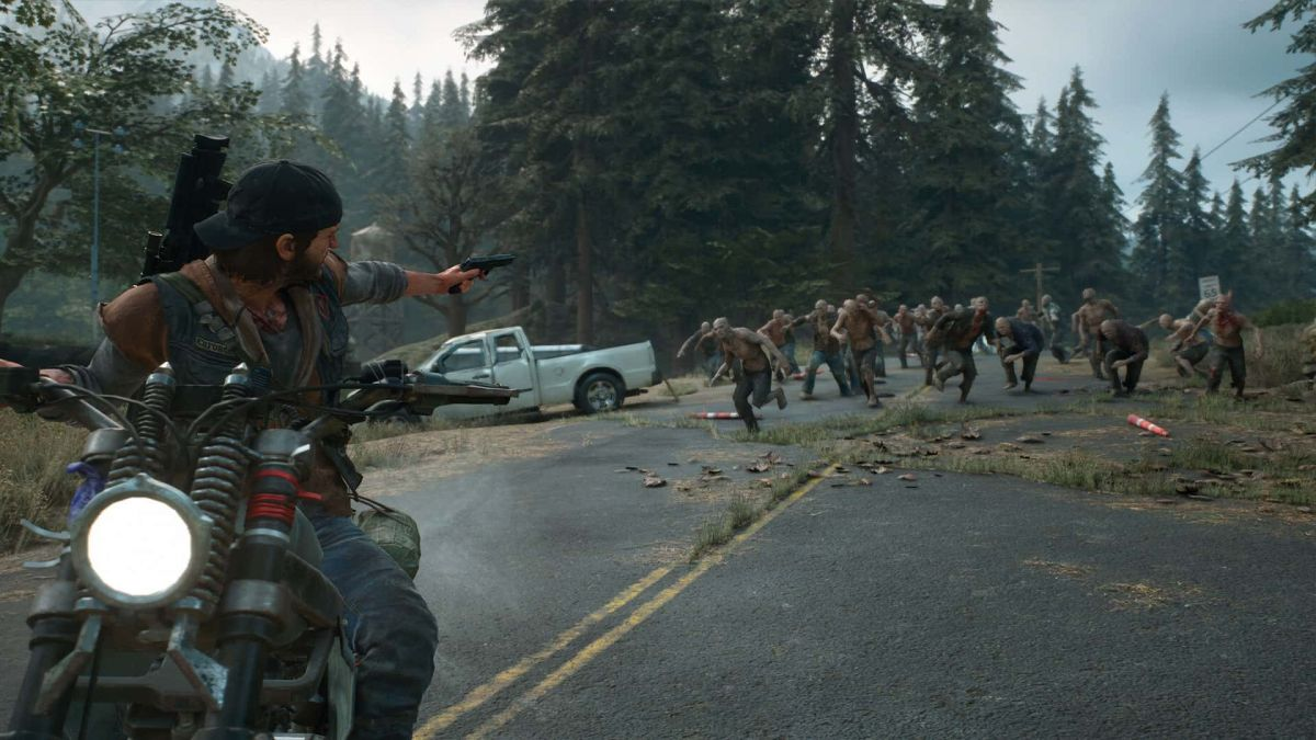 Days Gone mod increases horde sizes for an extra challenge – GamesRadar