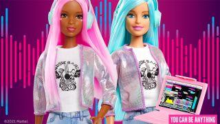 Barbie Music Producer