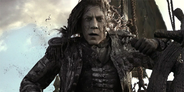 Pirates of the Caribbean Dead Men Tell No Tales Captain Salazar