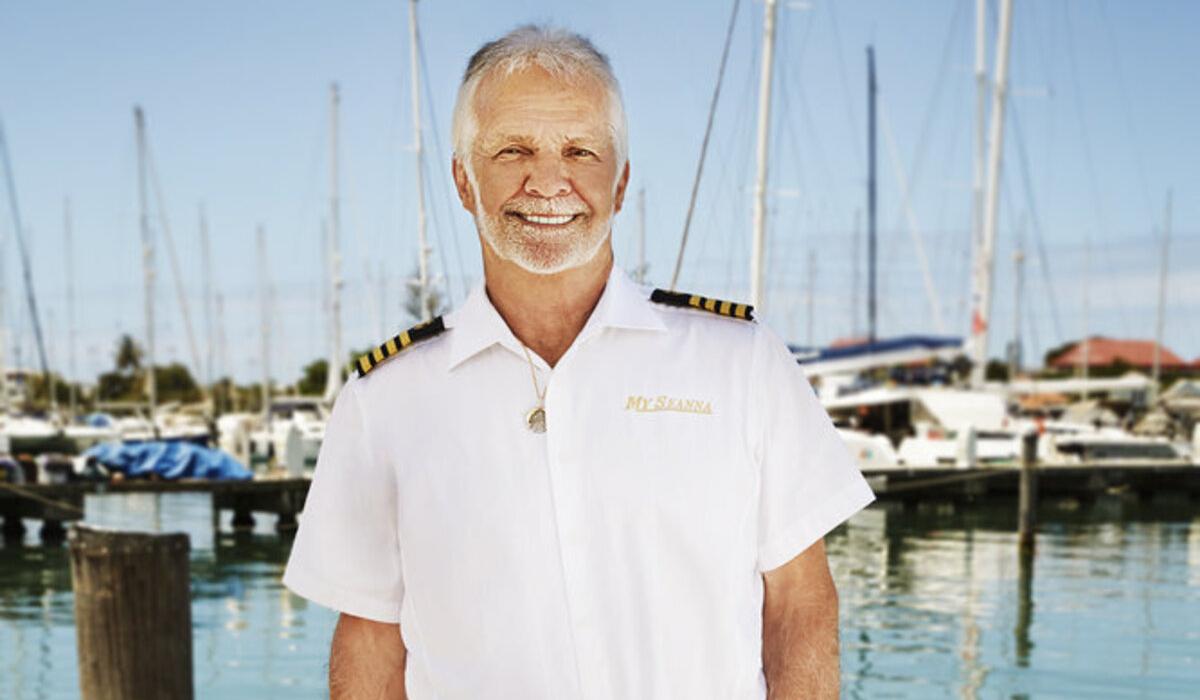 Below Deck Captain Lee Rosbach Bravo