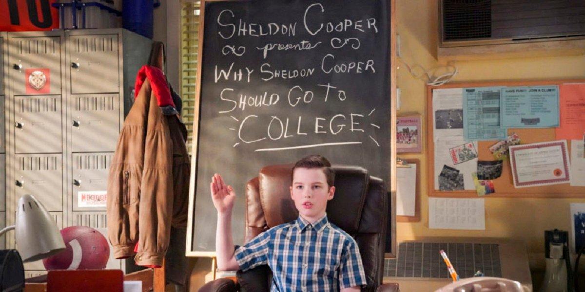 young sheldon season 3 finale big bang theory connection