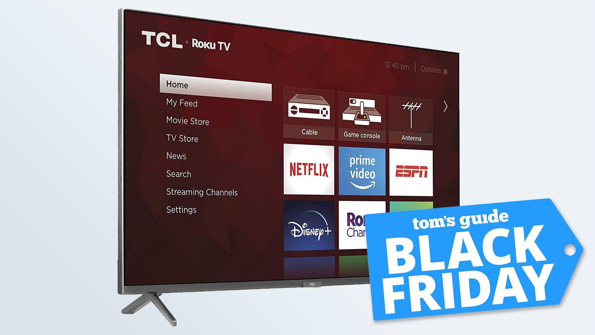 Best Black Friday Tv Deals 2020 Walmart Best Buy Amazon And More Tom S Guide