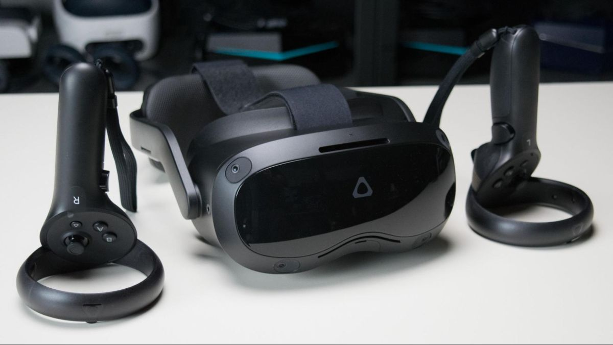 HTC Vive Focus 3 Review: Standalone VR Done Right