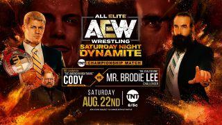 AEW Dynamite live stream
