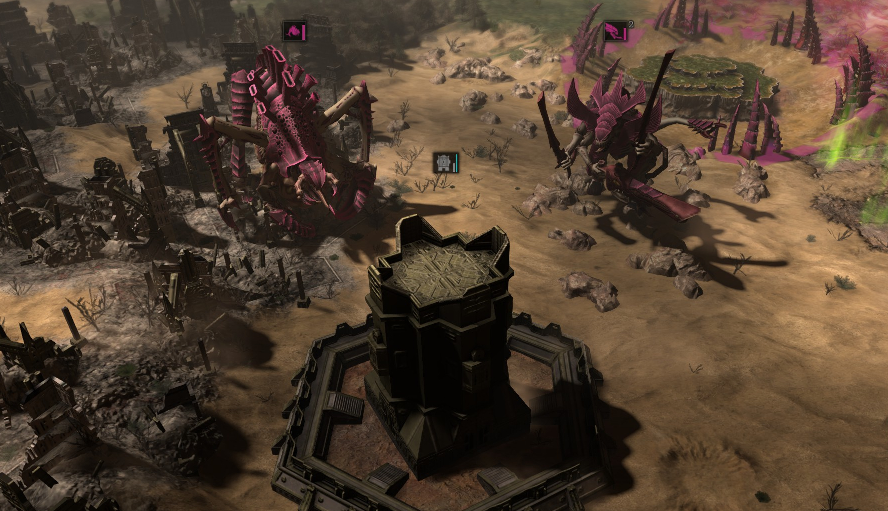 Warhammer 40,000: Gladius' Tyranids DLC adds a gruesome but fitting faction
