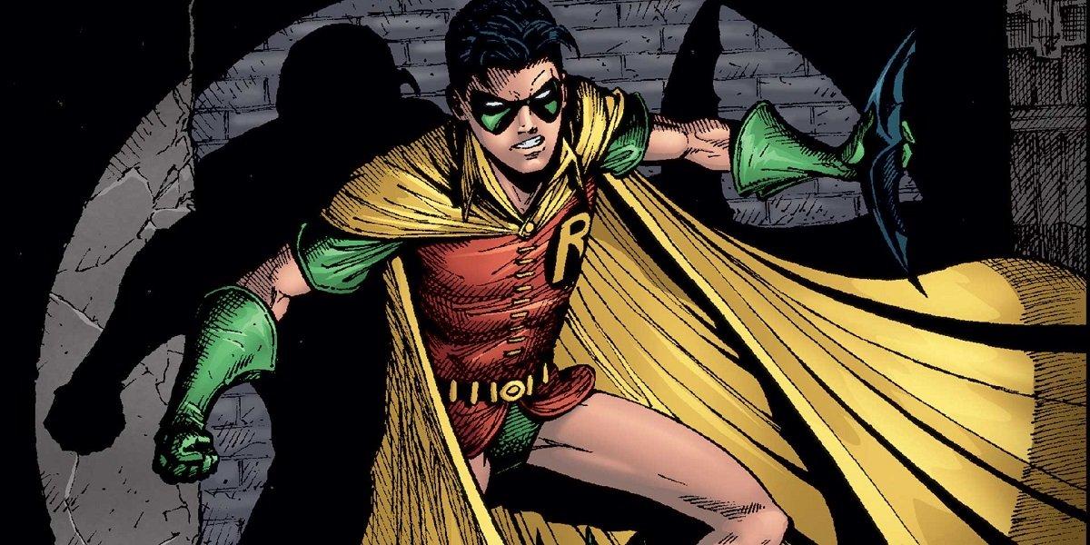 robin dc comics batwoman