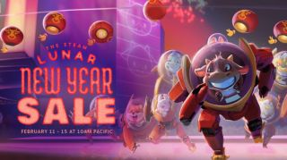 Steam Lunar New Year Sale 2021