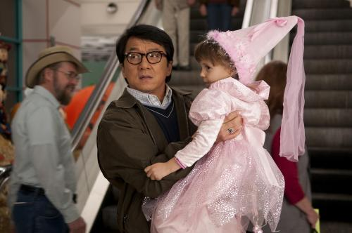 The Spy Next Door - Jackie Chan stars in the family action film as an undercover CIA agent Bob Ho