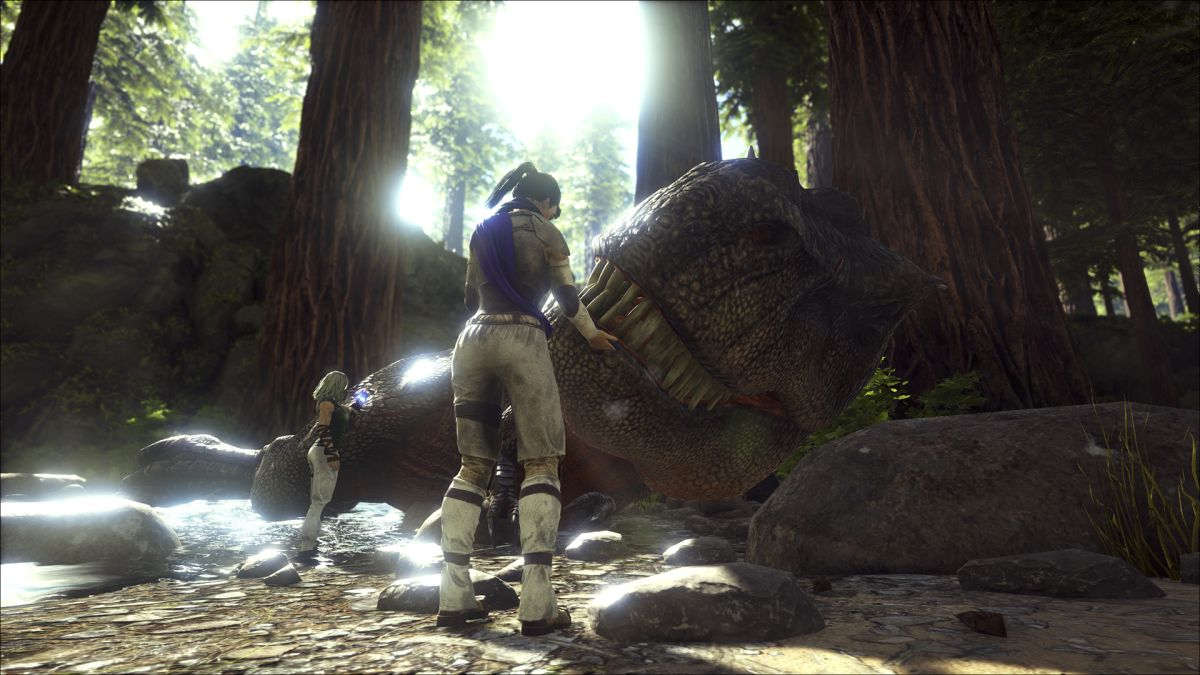Ark: Survival Evolved and Samurai Shodown NeoGeo Collection are this week's Epic Games Store freebies
