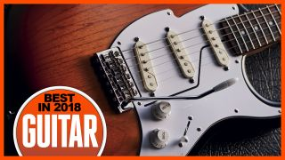 Best in guitars 2018